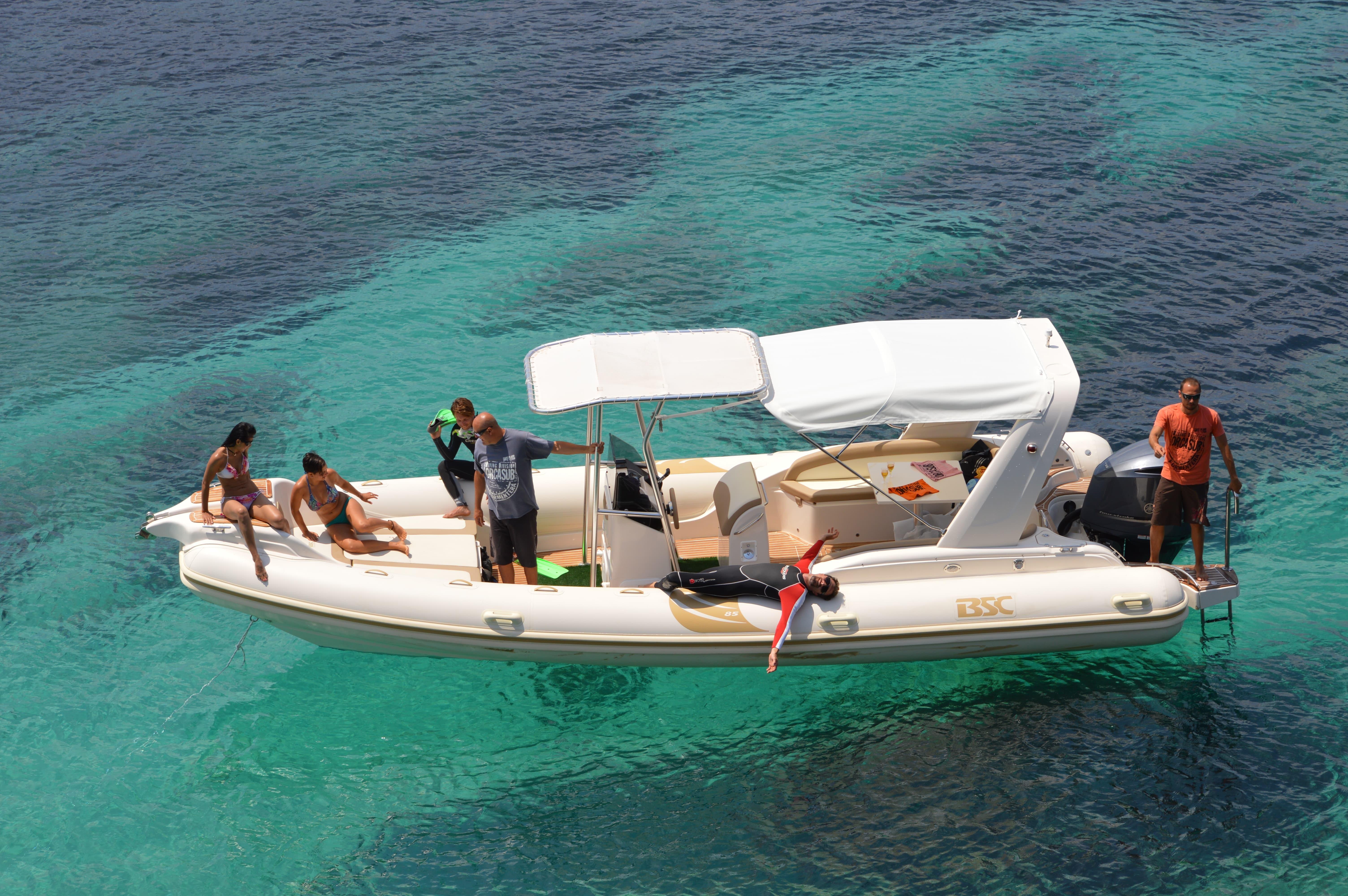 Boat Excursion Formentera