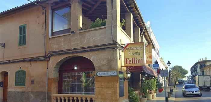 Restaurante Pizzeria Fellini