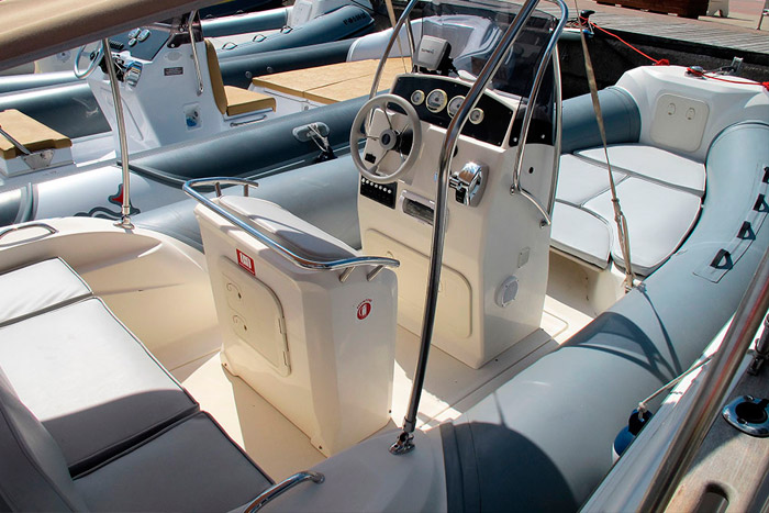 Helix Rent a Boat Formentera