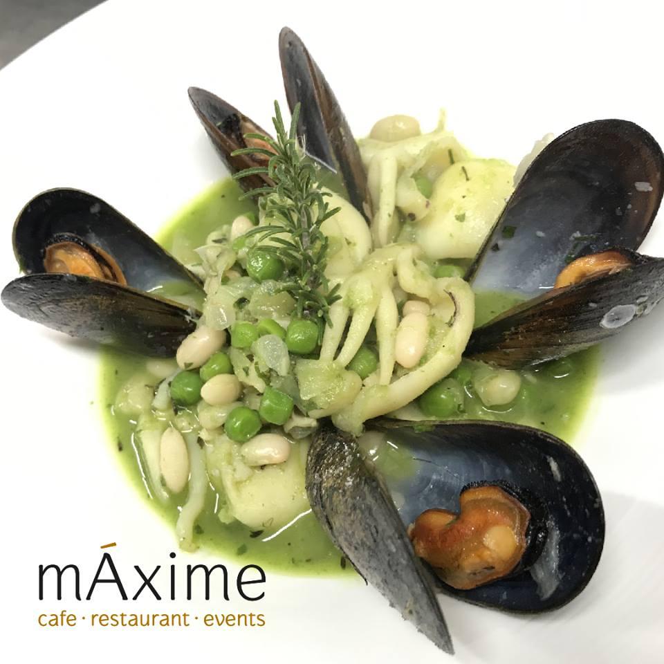 Restaurante mÁxime