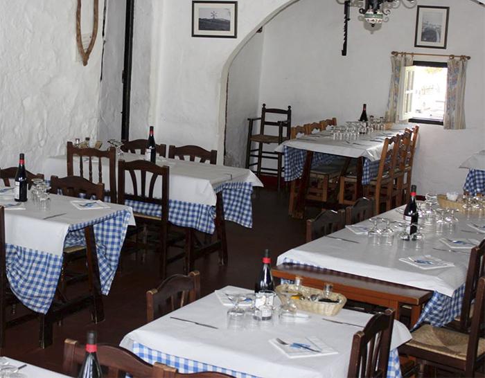 Restaurante Molí D'Es Racó
