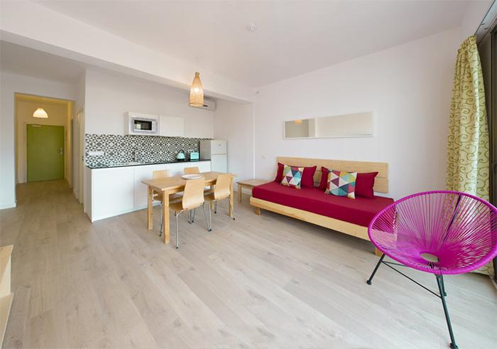 Apartamentos Rita