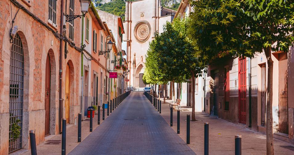 Pueblos con encanto de Mallorca